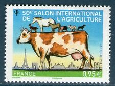 TIMBRE 4729 NEUF XX TTB - CHEVRE JUMENT ANE PORC BELIER CHIEN VACHE SALON AGRIC.