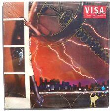 SEALED V.I.S.A. San Francisco LP UNIDISC RECORDS ULP-15 Canada 1981