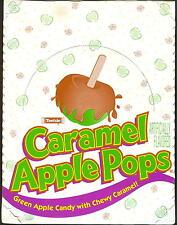 CARAMEL APPLE POPS by Tootsie Roll