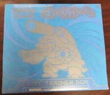 Pokemon XY evoluciones MEGA BLASTOISE Elite Trainer Caja Sellada de Fábrica ETB TCG