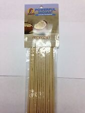 INDIO PRODUCTS POWERFUL INDIAN INCENSE 22 STICKS - COCONUT (COCO)