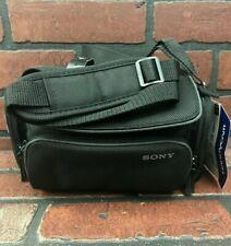 SONY Genuine Handycam LCS-U20 Soft Carrying Case Camera Bag