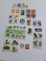United States Scott 1731 - 1769, a set of Commemorative stamps from 1978  Mint