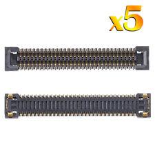 5 x Para Apple iPad Air 2 LCD Display Pantalla FPC Conector Logic Board 6th Gen