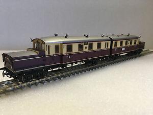 """Liliput L133503 """"BARGAIN"""" Accumulator Railcar AT 485/486 DCC Ready - New in Box"""