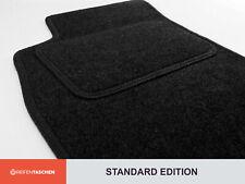 Billige Fußmatten 4er-Set für JEEP RENEGADE (2014 - ...) - Schwarz