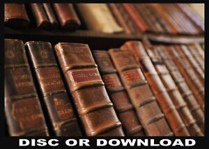 1000s SECRET FORMULAS / TRADE RECIPES - Huge Books Scans Set on Disc or Download