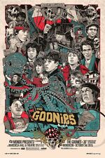 "The Goonies Regular Poster Print by Tyler Stout  24"" x 36"" Mondo"