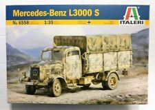 Italeri 1/35 Maßstab Ww2 Deutsch Mercedes-Benz L3000 Truck