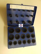 VITON 90 SHORE IMPERIAL O-RING SELECTION BOX (30 SIZES - 382 PIECES)