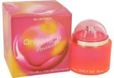 Only Me Passion Perfume by Yves de Sistelle 3.3 oz / 100 ml EDP Spray women NIB