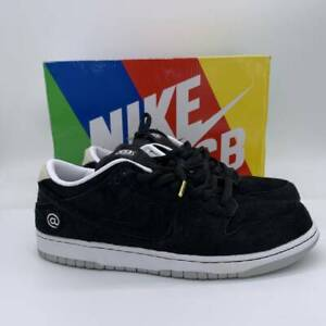 Nike SB Dunk Low Medicom Toy - Be@rbrick CZ5127-001 AUTHENTIC VNDS (Pre-Owned)