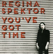 REGINA SPEKTOR You've Got Time 7 INCH VINYL Europe Sire 2014 Orange Vinyl In Pic