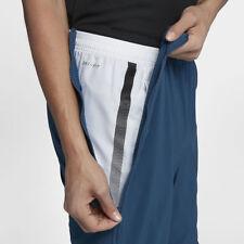 NikeCourt Flex Men's Tennis Zip Trousers-S