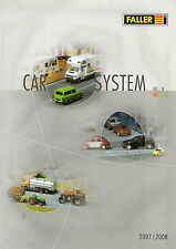 "Faller 2007 ""Car System"" Catalogue"