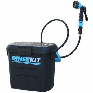 Rinse Kit 2 Gallon Pressurized Portable Shower