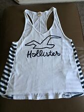 Hollister Ladies Muscle Back Sleeveless Top - Size S