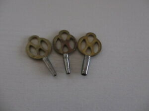 Uhren Schlüssel Stern Schlussel 4,6,8,10,12
