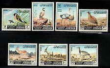 Jordan  Scott 552-58 Birds  Mint Lightly Hinged
