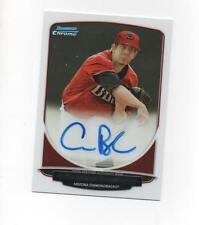 Aaron Blair 2013 Bowman Chrome Rookie Card RC AUTO #BCA-AB QTY Atlanta Braves