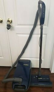 Kenmore Model 116 Canister Vacuum Cleaner With Attachments missing crevice tool