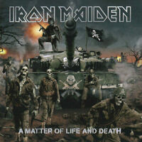 Iron Maiden - A Matter Of Life And Death (2019)  CD + Figure Collectors Box NEW