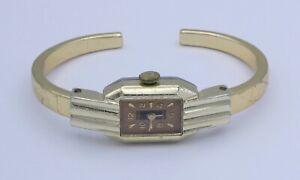 Vintage Anker 17 Rubis Damen Spangenuhr  Handaufzug