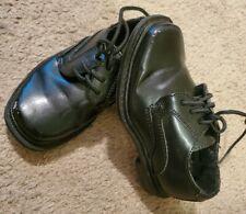 Madison Avenue Boys Toddler Black Dress Loafer Shoes Size 7.5 Wide