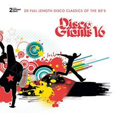 DISCO GIANTS 16 / VARIOUS (HOL) (UK IMPORT) CD NEW