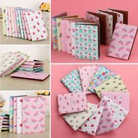 Fruit Travel Passport Cover ID Card Holder Case Pouch Protector Organizer Wallet