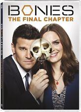 Bones: Season 12 [New DVD] 3 Pack, Ac-3/Dolby Digital, Dolby, Dubbed, Subtitle