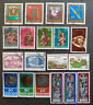 LIECHTENSTEIN1977-78 collection 19 used commemoratives in cplt sets. SCV $9.80