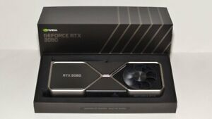 NVIDIA GeForce RTX 3080 Founders *PNG* Edition