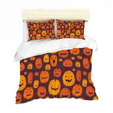 Pumpkin Fairy Bedding Set Duvet Cover Comforter Cover Queen Pillow Case