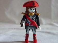 PLAYMOBIL personnage bateau mer océan flibustier pirate fantome n° 4 m