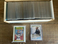 1988 Topps Complete Set Cards Sleeved Bo Jackson Rookie Card #327 + 1000 YD Club