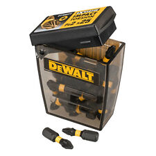 Dewalt 25 Piece Impact Driver Extreme Torsion PZ2 Screwdriver Bit Set - DT70556T