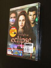 Eclipse. The Twilight Saga (2010) 2 DVD SIGILLATI