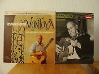 Carlos Montoya 2 LP Sammlung Vg+ & Excellent