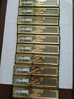 Lot of 10 DDR3 2GB 2Rx8 PC3-10600U DDR3-1333MHz Desktop Memory Tested picture