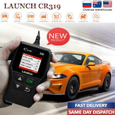 LAUNCH X431 CR319 OBD CAN OBD2 Diagnostic Tool Automotive Scanner O2 Sensor EVAP