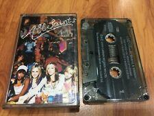 All Saints Saints & Sinners Cassette Tape (London 2000)