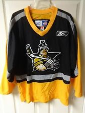 NWT CCM RBK ECHL Defunct 03-08 Texas Wildcatters Jersey Men Medium Stitched