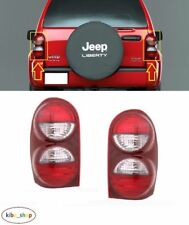 JEEP CHEROKEE/LIBERTY 2005 - 2006 2X NEW REAR TAIL LIGHT LAMPS LEFT + RIGHT USA