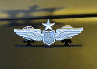 PSA WINGS silver metail Wing Pin Pacific Southwest Airlines