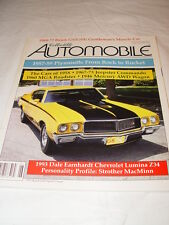 Collectible Automobile Magazine June 1994 Vol 11 - No 1