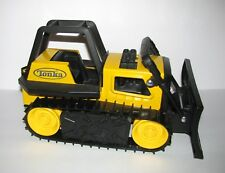 Classic Tonka Bulldozer By HASBRO Pressed Steel & Plastic