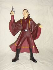 "1999 Applause Lucus Films Amidala Action Figure Star Wars Toy 9"" Heavy Duty"