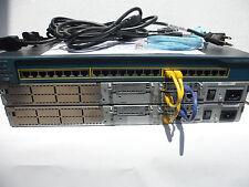 Cisco CCENT CCNA Home Practice Lab 2 x 2650 3560-24 Fastethernet ICND1&2 CCNAFE1