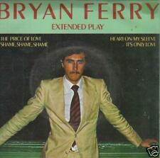 JUKEBOX SINGLE EP  BRYAN FERRY PRICE OF LOVE 4 TRACK 45